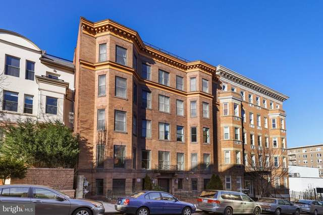1417 Chapin Street NW #204, WASHINGTON, DC 20009 (#DCDC508898) :: The Licata Group/Keller Williams Realty
