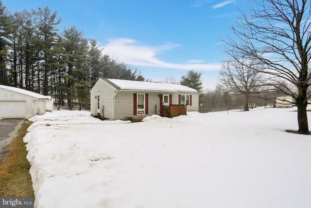 191 Woodland Drive, LEESPORT, PA 19533 (#PABK373708) :: McClain-Williamson Realty, LLC.