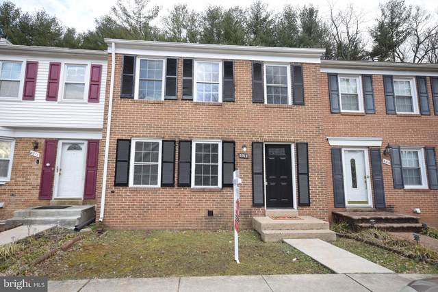 8313 Moline Place, SPRINGFIELD, VA 22153 (#VAFX1181838) :: The Vashist Group