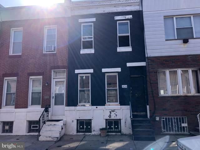 2034 S Dorrance Street, PHILADELPHIA, PA 19145 (#PAPH989254) :: Bob Lucido Team of Keller Williams Integrity