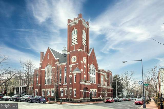 819 D Street NE #3, WASHINGTON, DC 20002 (#DCDC508902) :: Dart Homes