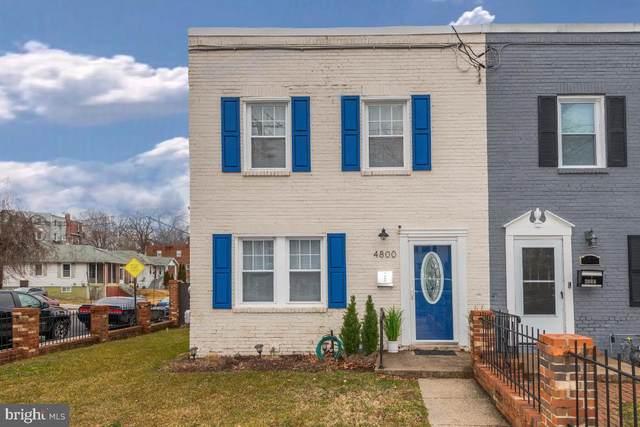 4800 Eads Street NE, WASHINGTON, DC 20019 (#DCDC508918) :: CENTURY 21 Core Partners