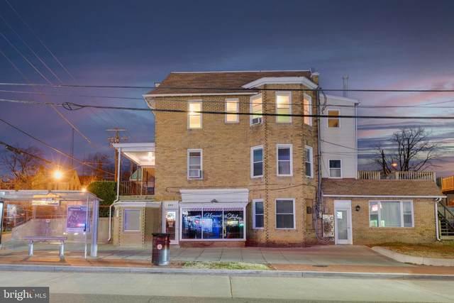 5501 7TH Street NW, WASHINGTON, DC 20011 (#DCDC508928) :: Arlington Realty, Inc.