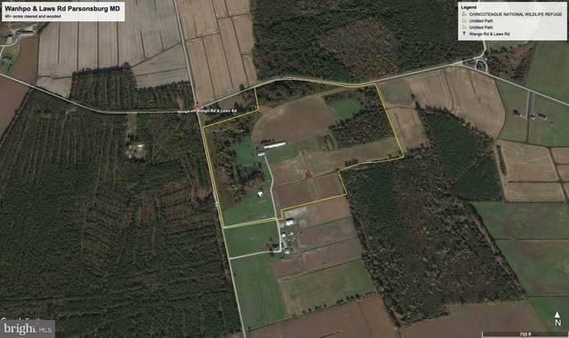 0 Wango Road, PARSONSBURG, MD 21849 (#MDWC111712) :: Atlantic Shores Sotheby's International Realty