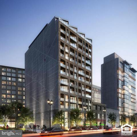 40 N Street NE Ph3, WASHINGTON, DC 20002 (#DCDC508952) :: Jacobs & Co. Real Estate