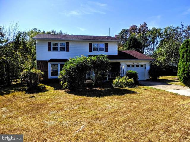 8007 Deward Court, MANASSAS, VA 20109 (#VAPW515330) :: Jennifer Mack Properties