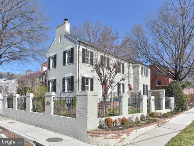 734 S Royal Street, ALEXANDRIA, VA 22314 (#VAAX256406) :: Erik Hoferer & Associates