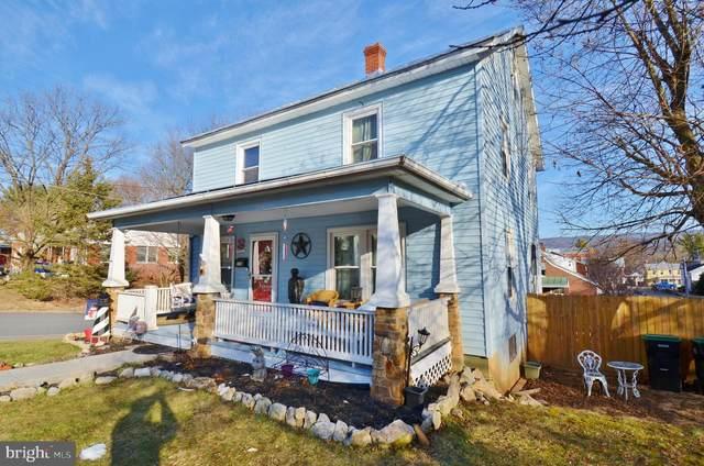 158 N Muhlenberg Street, WOODSTOCK, VA 22664 (#VASH121536) :: City Smart Living