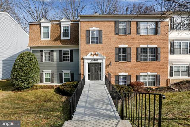 20245 Shipley Terrace 202-4A, GERMANTOWN, MD 20874 (#MDMC745170) :: AJ Team Realty