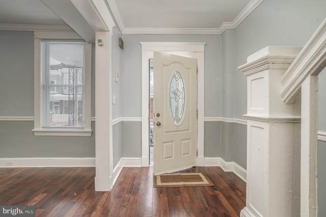 505 Chestnut Hill Avenue, BALTIMORE, MD 21218 (#MDBA540514) :: Network Realty Group