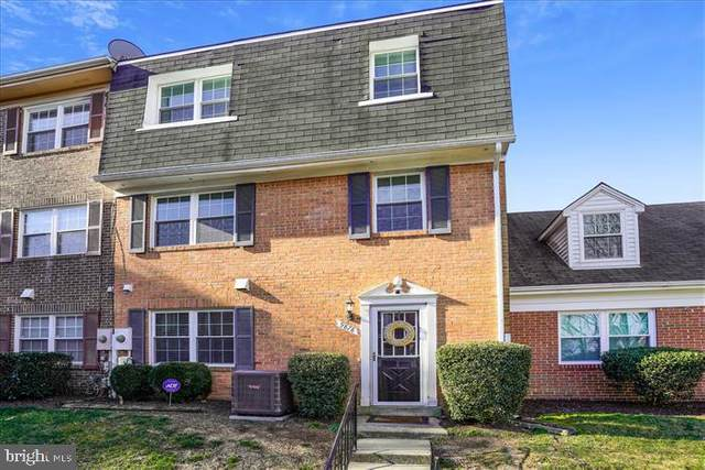 9878 Hagel Circle, LORTON, VA 22079 (#VAFX1181930) :: Network Realty Group