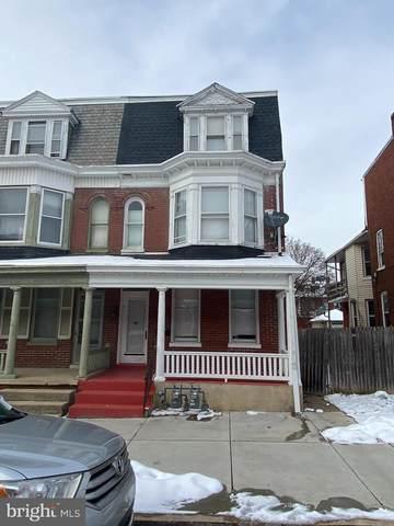 735 W Poplar Street, YORK, PA 17401 (#PAYK153250) :: Flinchbaugh & Associates