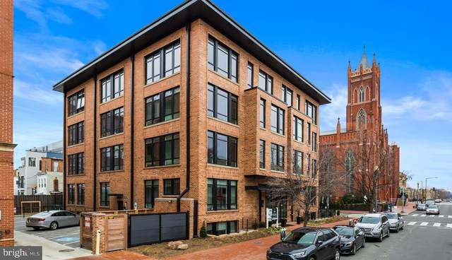 801 N Street NW T-02, WASHINGTON, DC 20001 (#DCDC508988) :: SURE Sales Group