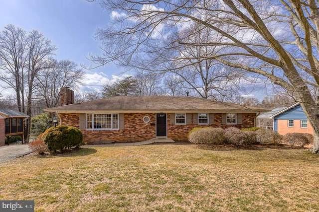 4608 Braeburn Drive, FAIRFAX, VA 22032 (#VAFX1181960) :: Potomac Prestige