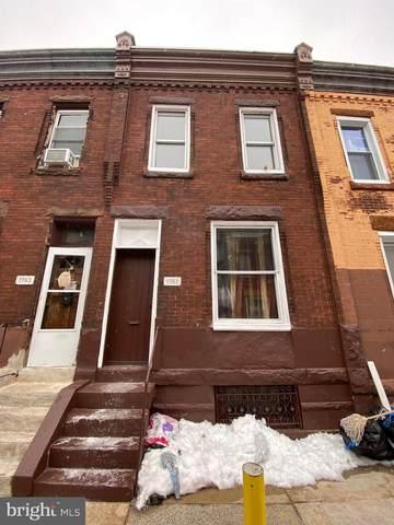 1761 N Newkirk Street, PHILADELPHIA, PA 19121 (MLS #PAPH989464) :: Kiliszek Real Estate Experts