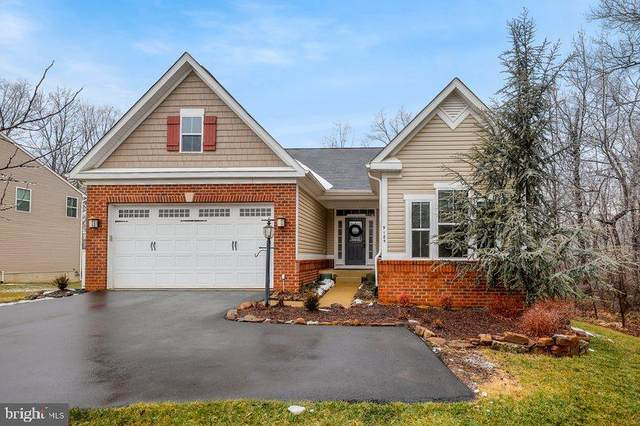 9185 Harbor Court, WARRENTON, VA 20187 (#VAFQ169198) :: ExecuHome Realty