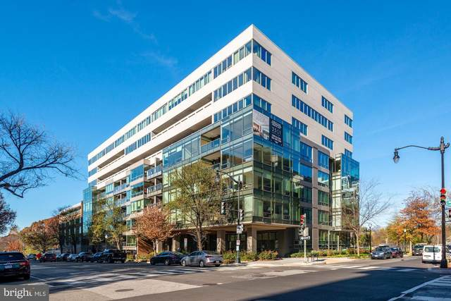 2501 M Street NW #409, WASHINGTON, DC 20037 (#DCDC509028) :: EXIT Realty Enterprises