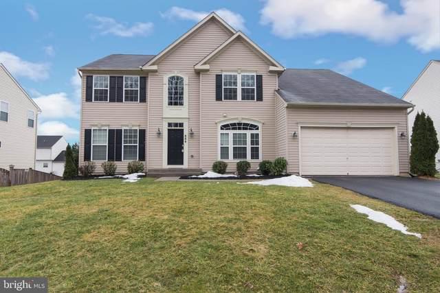 464 Maddex Farm Drive, SHEPHERDSTOWN, WV 25443 (#WVJF141478) :: BayShore Group of Northrop Realty