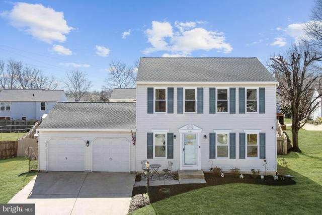 6721 Summer Rambo Court, COLUMBIA, MD 21045 (#MDHW290724) :: Keller Williams Realty Centre