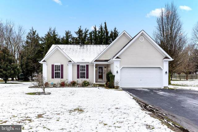 327 W Darby Circle, DOVER, DE 19904 (#DEKT246600) :: Bob Lucido Team of Keller Williams Integrity