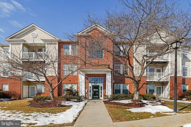 8205 Blue Heron Drive 2D, FREDERICK, MD 21701 (#MDFR278072) :: Sunrise Home Sales Team of Mackintosh Inc Realtors