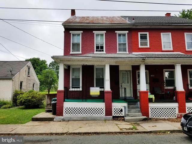 833 Monroe Avenue, POTTSTOWN, PA 19464 (#PAMC683450) :: Nesbitt Realty