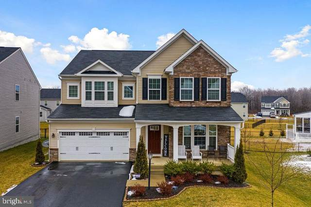 6852 Lake Anne Court, WARRENTON, VA 20187 (#VAFQ169200) :: Give Back Team