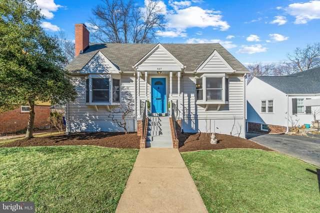 827 25TH Street S, ARLINGTON, VA 22202 (#VAAR176700) :: Colgan Real Estate