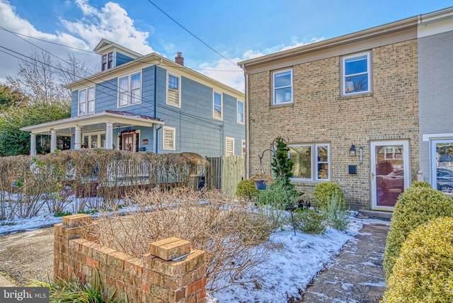 219 E Windsor Avenue B, ALEXANDRIA, VA 22301 (#VAAX256446) :: Colgan Real Estate