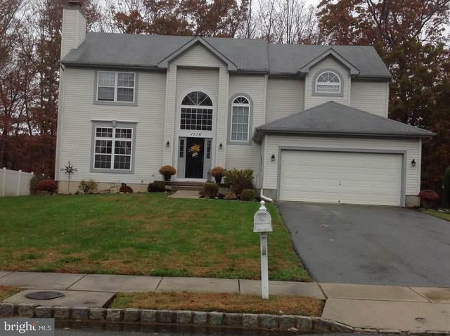 1116 Tara Drive, WILLIAMSTOWN, NJ 08094 (#NJGL271478) :: Crossroad Group of Long & Foster