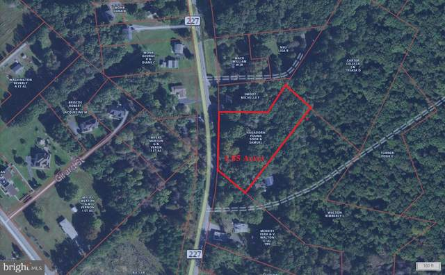 3290 Livingston Road, INDIAN HEAD, MD 20640 (#MDCH222070) :: The Maryland Group of Long & Foster Real Estate
