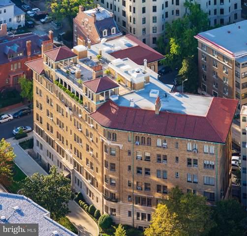 1901 Wyoming Avenue NW #26, WASHINGTON, DC 20009 (#DCDC509110) :: Corner House Realty