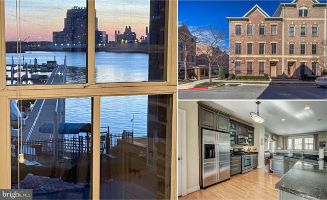 1250 Dockside Circle, BALTIMORE, MD 21224 (#MDBA540610) :: The MD Home Team
