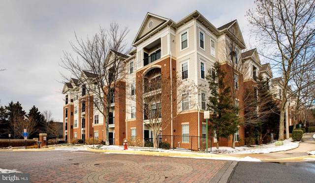 3851 Aristotle Court 1-206, FAIRFAX, VA 22030 (#VAFX1182082) :: The Putnam Group
