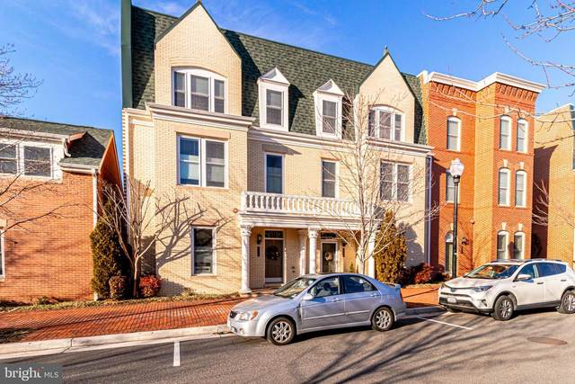 710 E Custis Avenue, ALEXANDRIA, VA 22301 (#VAAX256450) :: Debbie Dogrul Associates - Long and Foster Real Estate