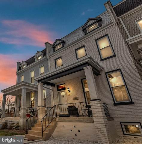 17 Evarts Street NE, WASHINGTON, DC 20002 (#DCDC509150) :: Berkshire Hathaway HomeServices McNelis Group Properties