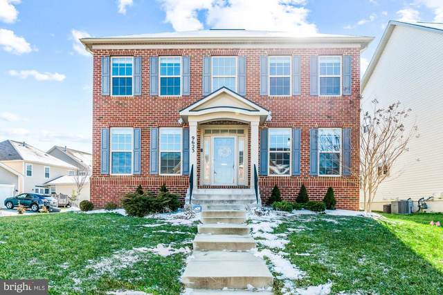 9623 Byward Boulevard, BOWIE, MD 20721 (#MDPG597370) :: Blackwell Real Estate