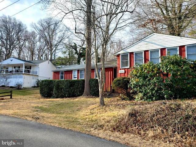 6045 Bayview Road, SAINT LEONARD, MD 20685 (#MDCA181200) :: AJ Team Realty