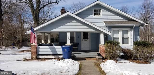 2049 Princeton Avenue, LAWRENCEVILLE, NJ 08648 (#NJME308178) :: The Schiff Home Team