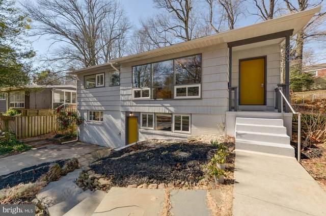 4009 Denfeld Avenue, KENSINGTON, MD 20895 (#MDMC745324) :: Potomac Prestige
