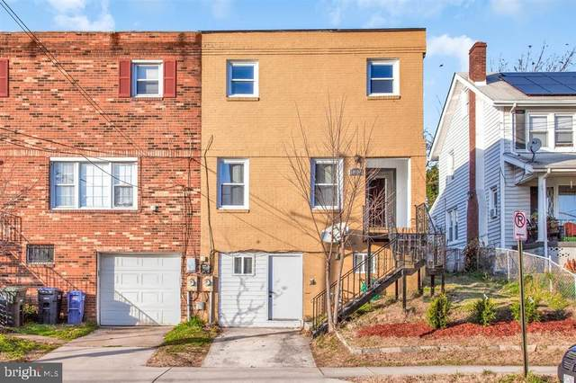 1804 Irving Street NE, WASHINGTON, DC 20018 (#DCDC509162) :: CENTURY 21 Core Partners