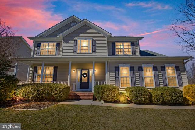 7495 Cavalcade Drive, CHESAPEAKE BEACH, MD 20732 (#MDCA181202) :: The Riffle Group of Keller Williams Select Realtors