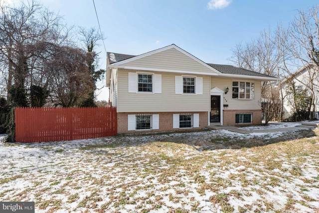 110 W Mill Avenue, CAPITOL HEIGHTS, MD 20743 (#MDPG597382) :: CENTURY 21 Core Partners