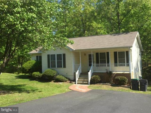 6001 Nancy Court, FREDERICKSBURG, VA 22407 (#VASP229072) :: AJ Team Realty