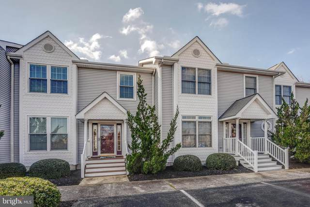 10050 Golf Course Road #33, OCEAN CITY, MD 21842 (#MDWO120342) :: AJ Team Realty