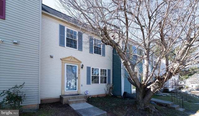 10514 Bounty Cove Court, GAITHERSBURG, MD 20878 (#MDMC745352) :: Advance Realty Bel Air, Inc