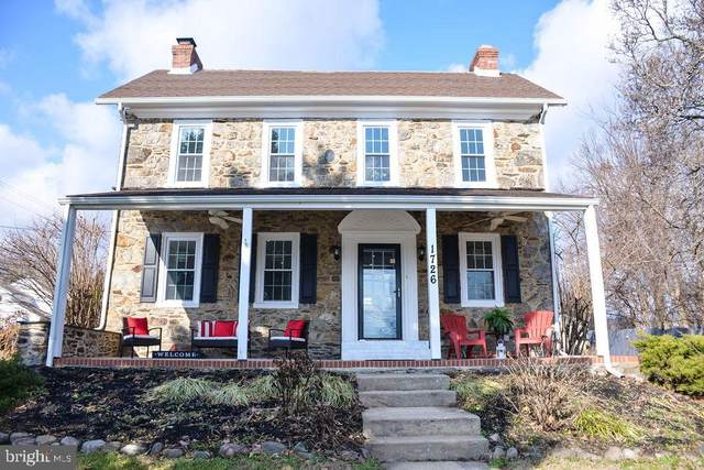 1726 Delmar Drive, FOLCROFT, PA 19032 (#PADE539976) :: Bob Lucido Team of Keller Williams Lucido Agency