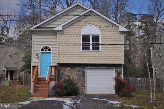 317 12TH Street, COLONIAL BEACH, VA 22443 (#VAWE117860) :: ExecuHome Realty