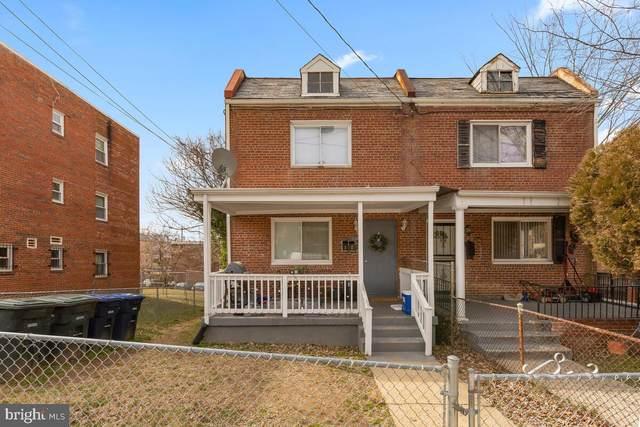 1607 29TH Street SE, WASHINGTON, DC 20020 (#DCDC509196) :: Sunrise Home Sales Team of Mackintosh Inc Realtors