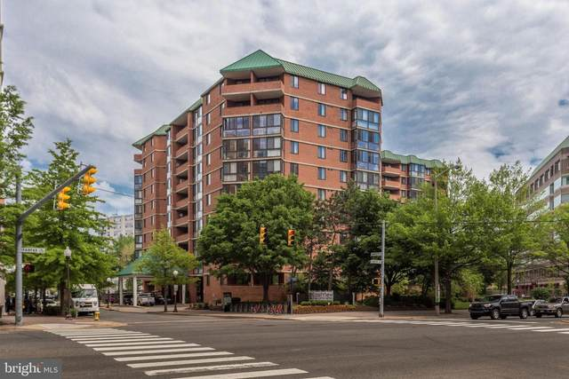 1001 N Randolph Street #1003, ARLINGTON, VA 22201 (#VAAR176744) :: Jacobs & Co. Real Estate